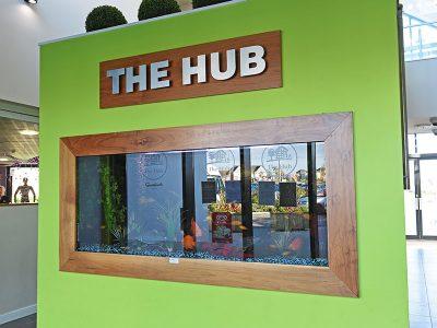 The Hub Bespoke Aquarium