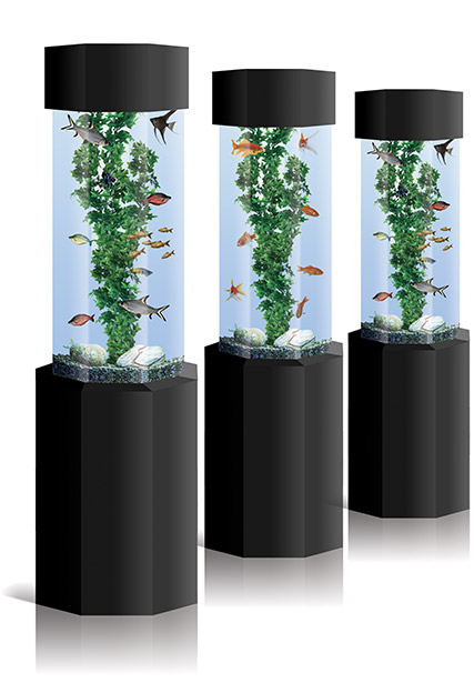 Slimline Aquariums