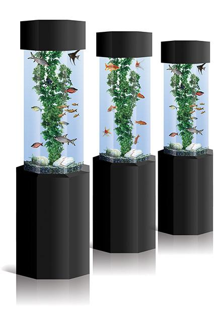 Slimline Aquariums