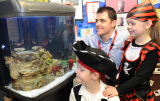 School Fish Tanks for Hire