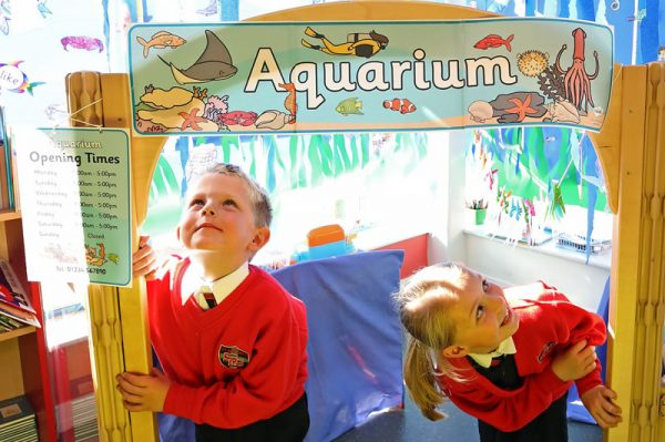 Educational Aquariums