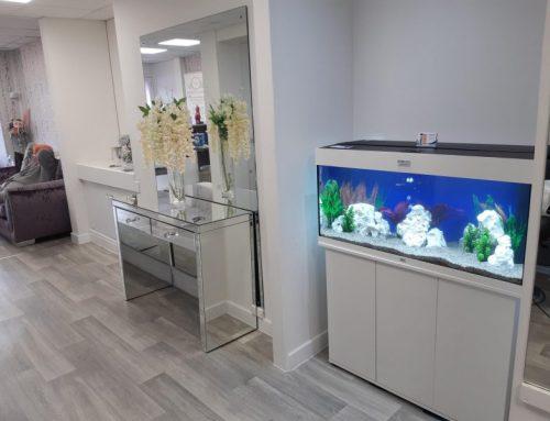 Cabinet Aquarium Rio 180 – Vanilla