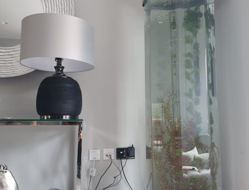 Residential Customer – 6ft Column